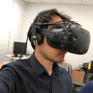 Virtual Reality Echocardiography Simulator